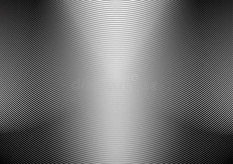 Silver metal background royalty free stock images