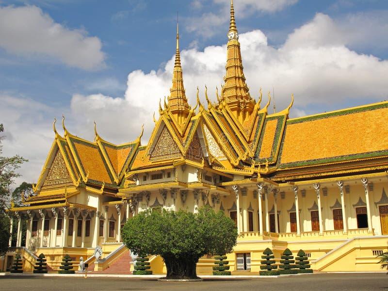 Download Silver Pagoda - Royal Palace - Phnom Penh Stock Image - Image: 37064911