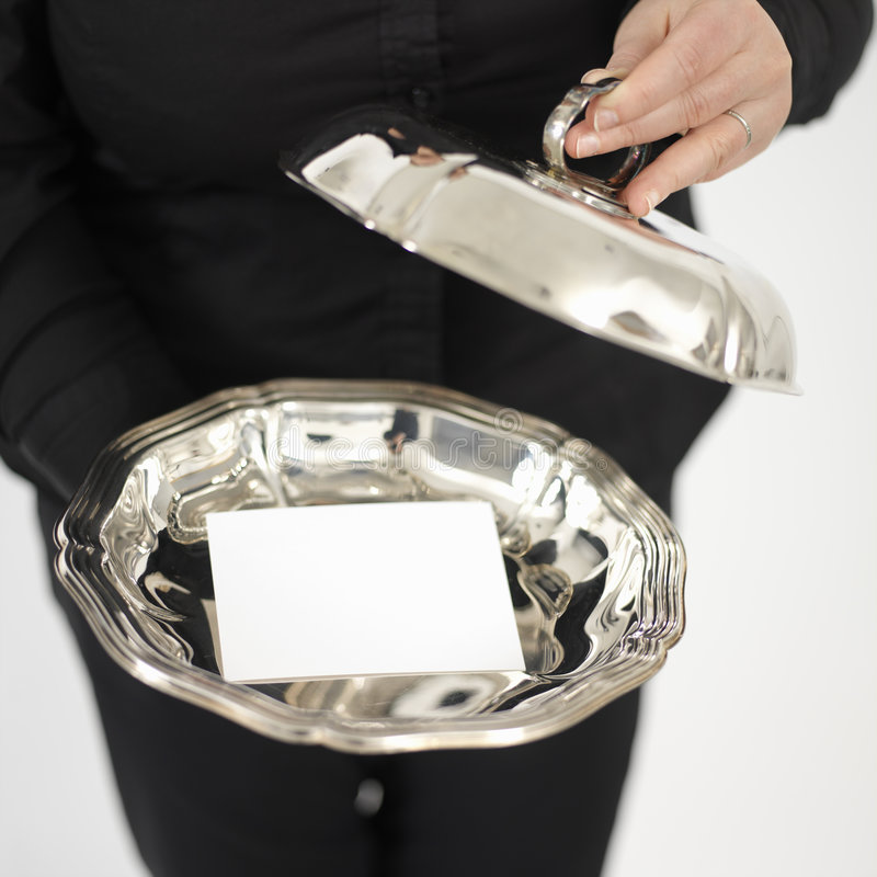 Free Silver Plate Stock Photos - 539833