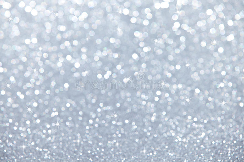 Silver Sparkle Background. Working Concepts stock photos