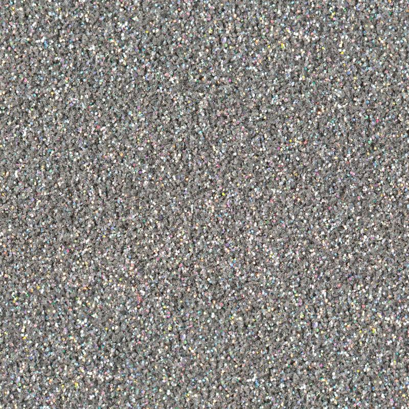 Silver sparkle glitter background. Seamless square texture. Tile ready. Silver sparkle glitter background. Seamless square texture stock photography