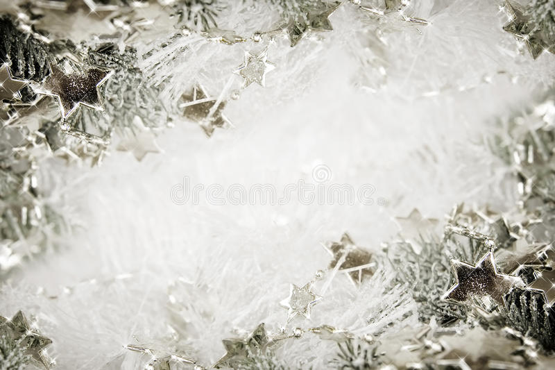 Download Silver Stars Background Stock Photography - Image: 28273962