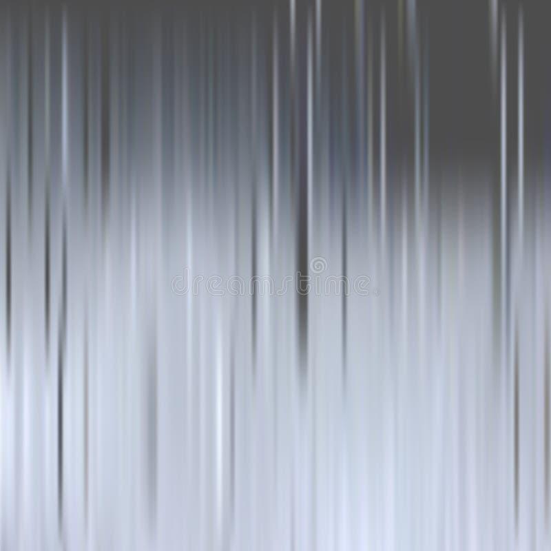 Silver, steel, chrome background. Vector illustration stock illustration