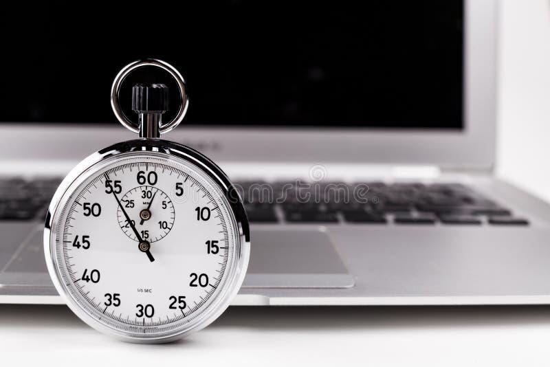 Download Silver Stopwatch stock image. Image of health, helmet - 26598211