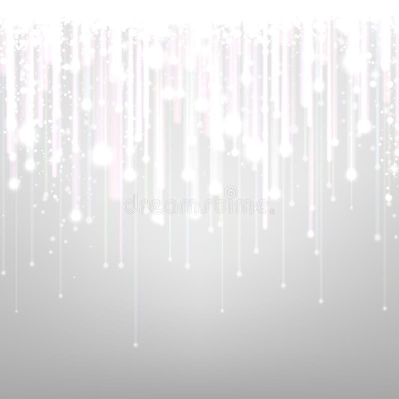 Silver texturerad bakgrund. royaltyfri illustrationer