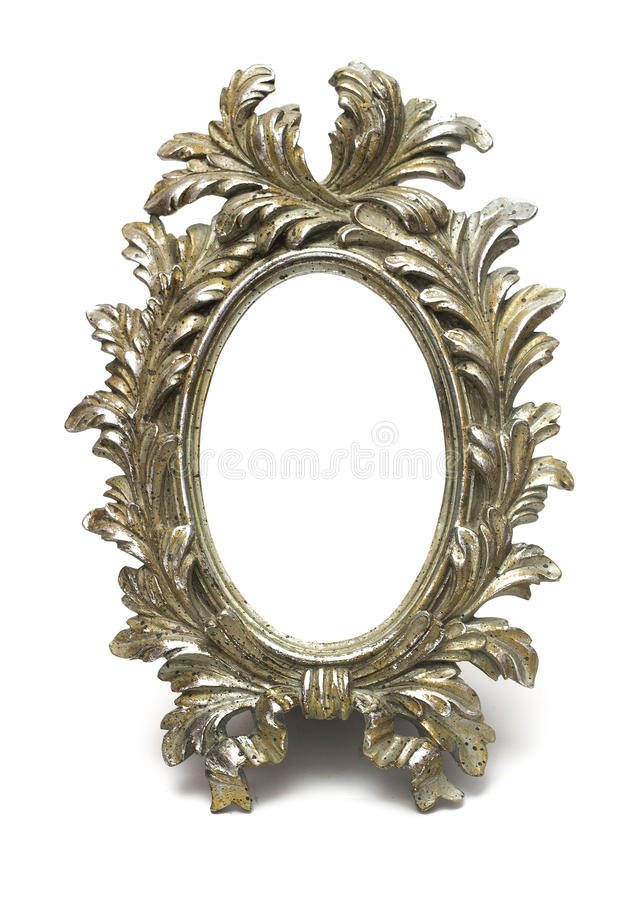 Free Silver Vintage Photo Frame Stock Photography - 70851272