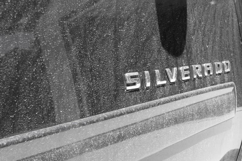 Silverado στοκ εικόνες