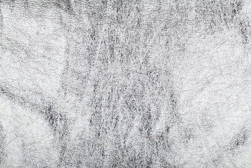 Silverfoliegrungebakgrund arkivbilder