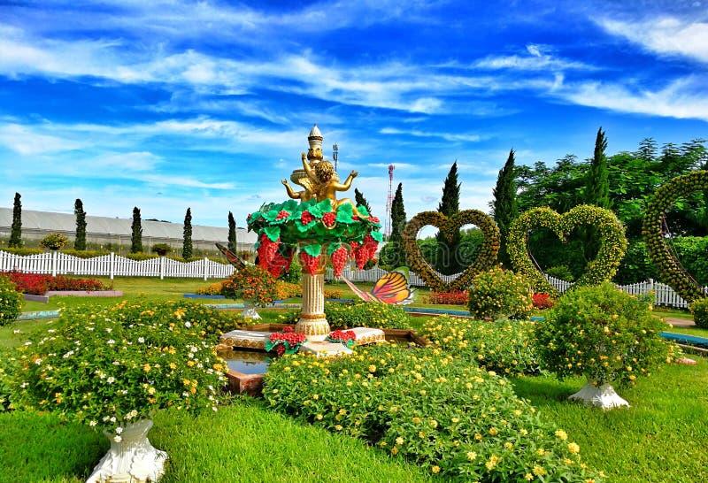 Silverlake, Pattaya Bangkok zdjęcia royalty free