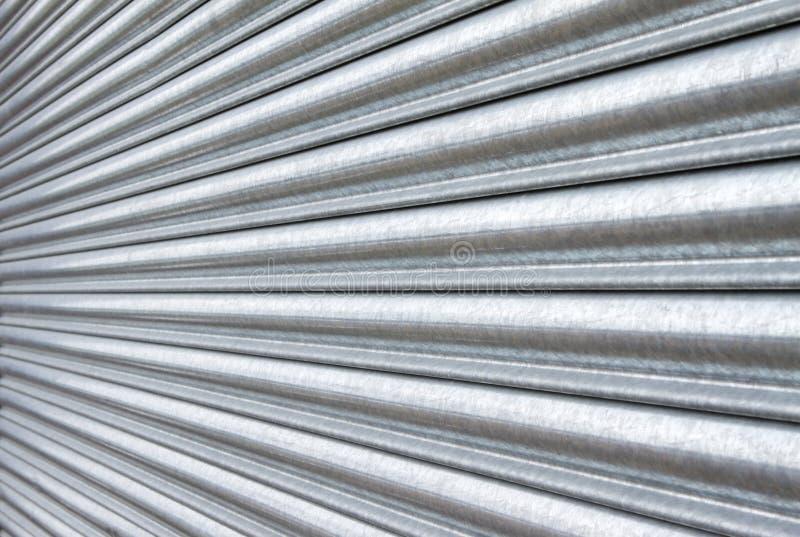 Silvermetall fotografering för bildbyråer