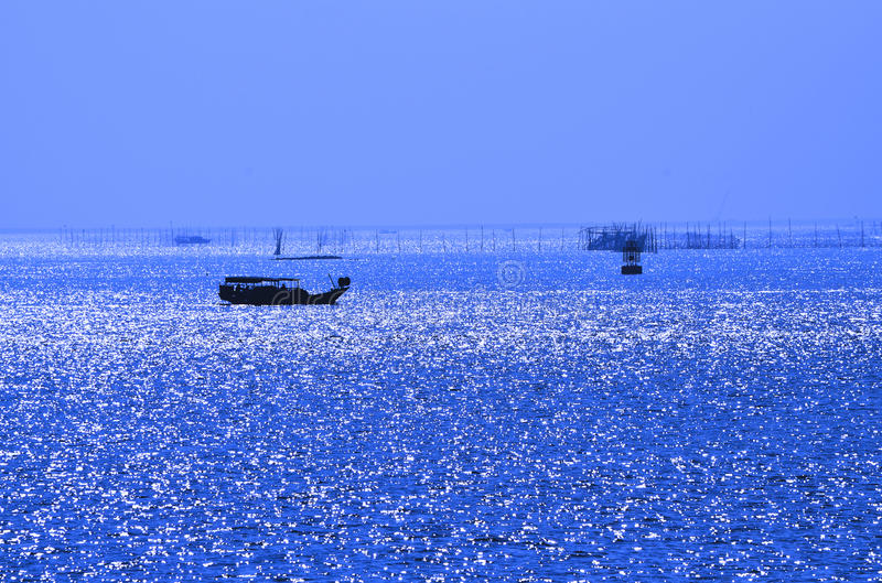 Silversea-vue image stock