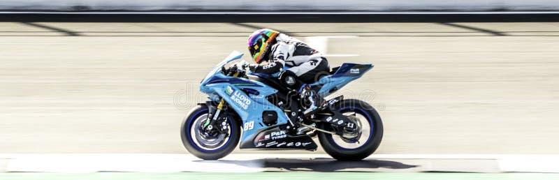 Yamaha Sport Motorbike Racing Editorial Stock Image ...