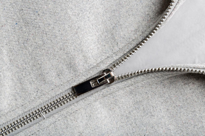 Silvervinande på woolen tyg fotografering för bildbyråer