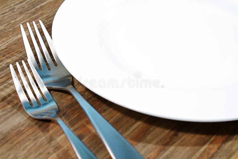 silverware arkivfoto
