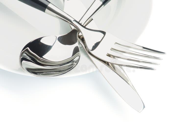 Silverware стоковое изображение
