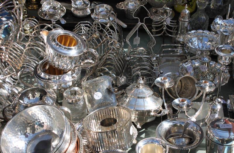 silverware fotografering för bildbyråer
