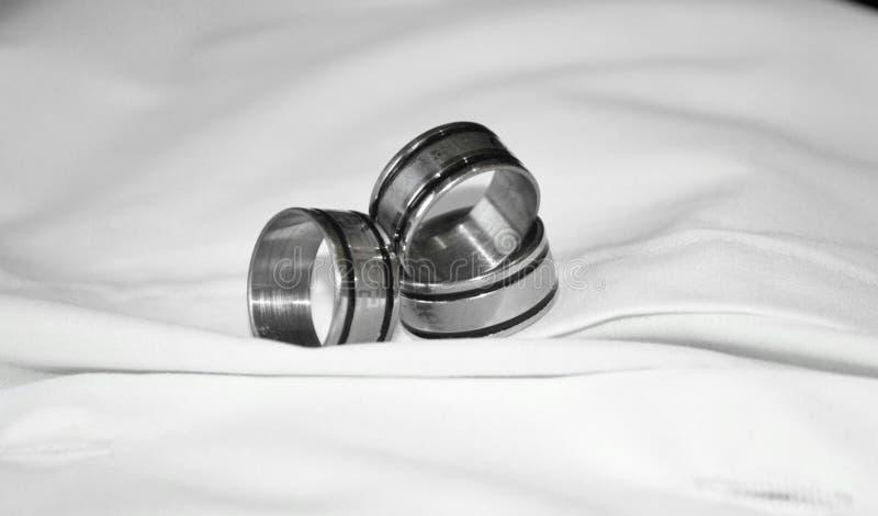 silvery imagem de stock royalty free