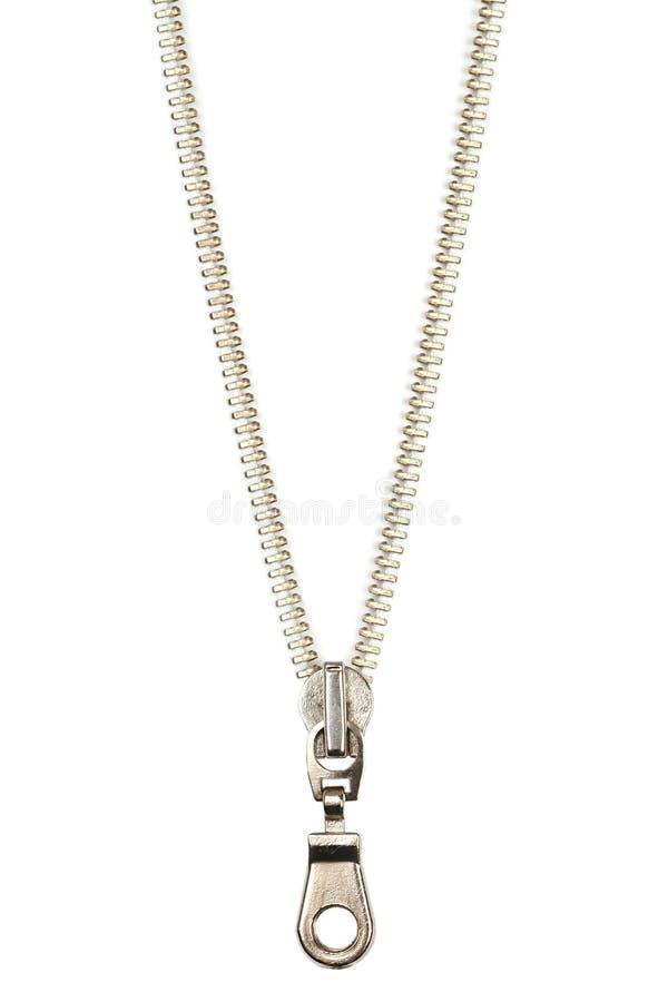 silverzipper royaltyfri fotografi