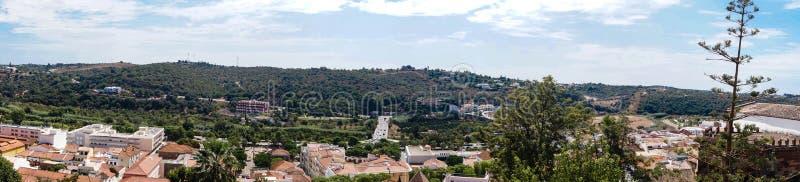 Silves Algarve Portugal image stock