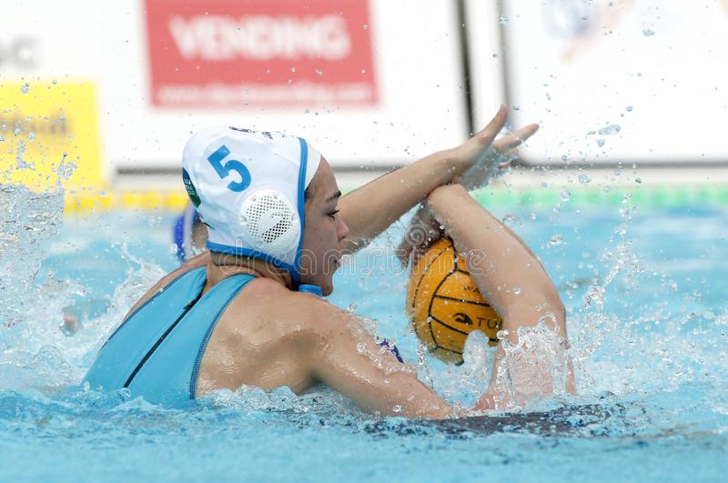 Silvia Morell of CN Sant Andreu stock images