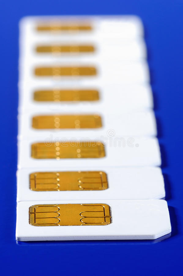 Download SIM cards stock photo. Image of technology, internal - 17974482