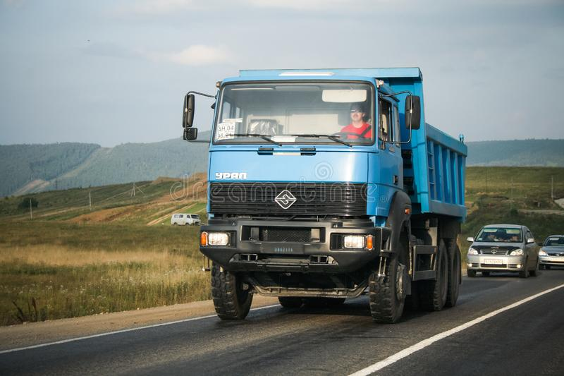 Ural 63685 royalty free stock images