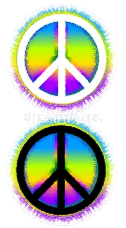 Simboli del segno di pace