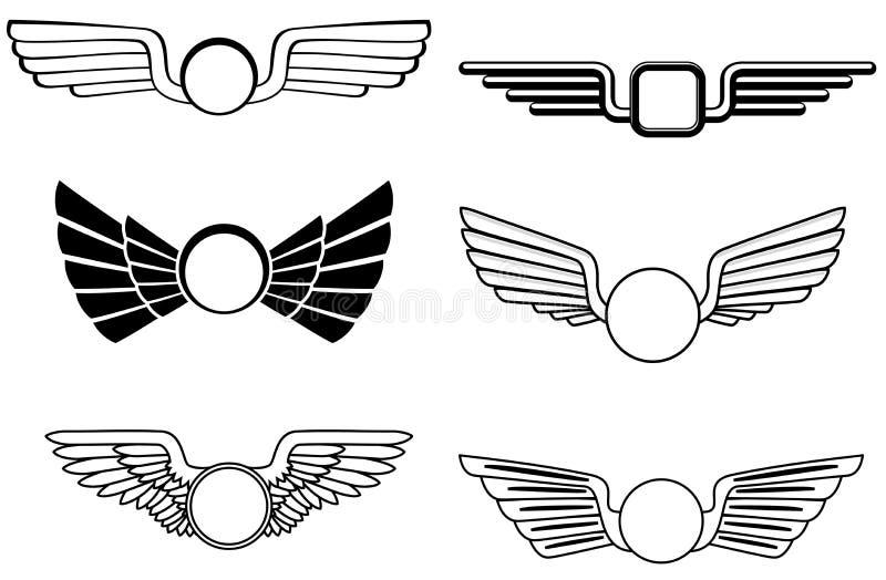 Simbolo araldico royalty illustrazione gratis