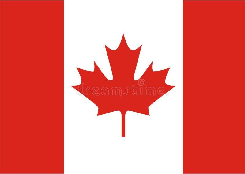 Simbolo Canada illustrazione vettoriale