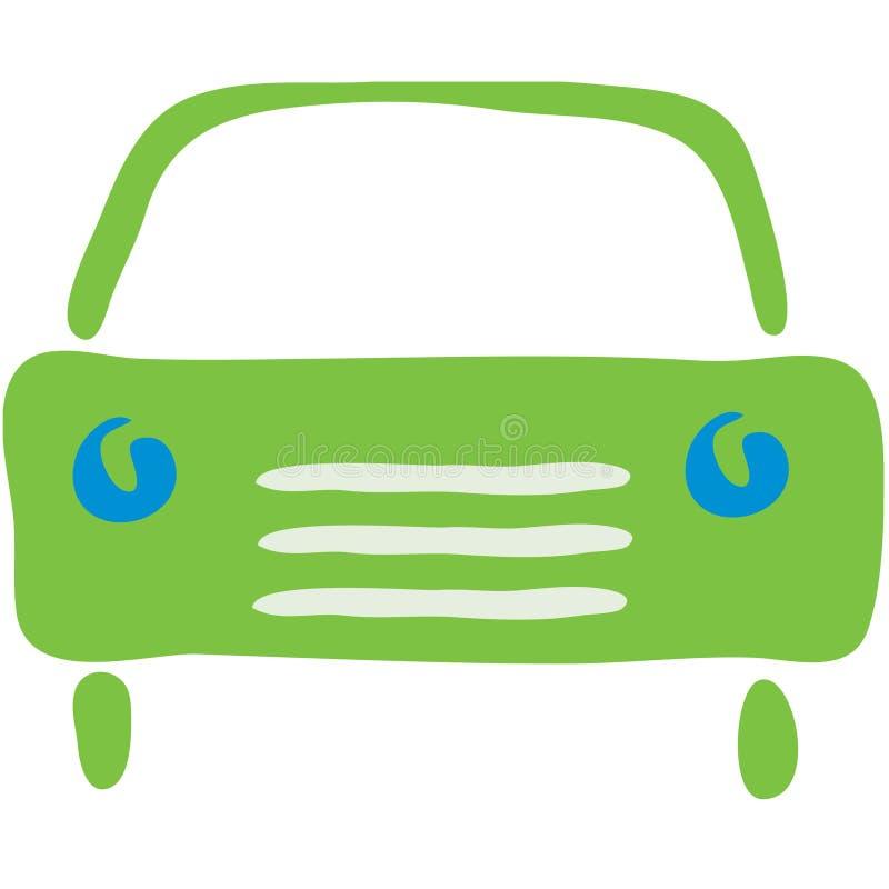 Simbolo dell'automobile illustrazione vettoriale