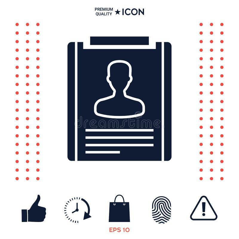 Download Simbolo Dell'icona Del Riassunto Illustrazione Vettoriale - Illustrazione di disegno, icona: 117976615