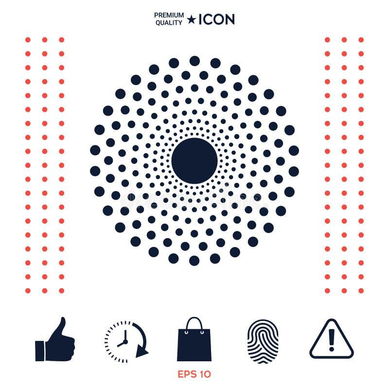 Download Simbolo dell'icona di Sun illustrazione vettoriale. Illustrazione di figura - 117977138