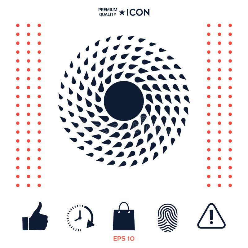Download Simbolo dell'icona di Sun illustrazione vettoriale. Illustrazione di luce - 117977182
