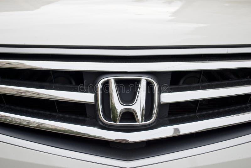 Simbolo della Honda immagine stock