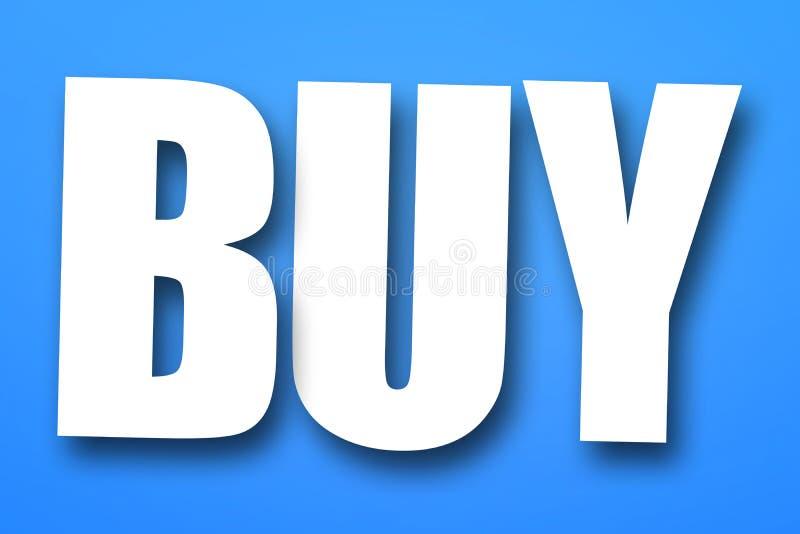 Simbolo di acquisto immagini stock libere da diritti