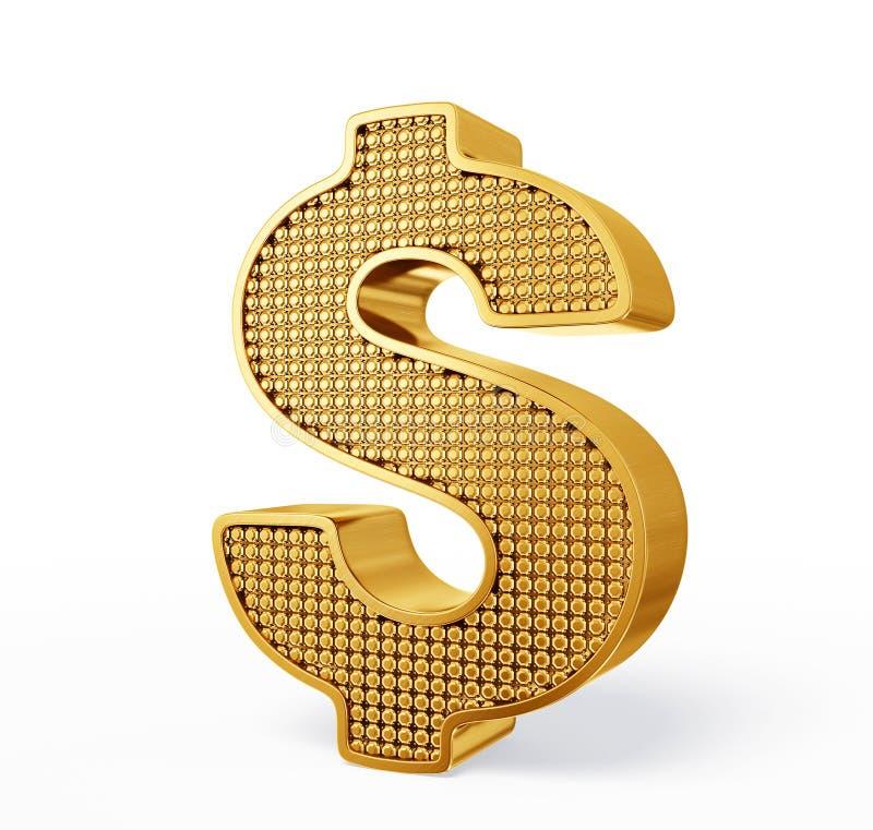 Simbolo di dollaro royalty illustrazione gratis