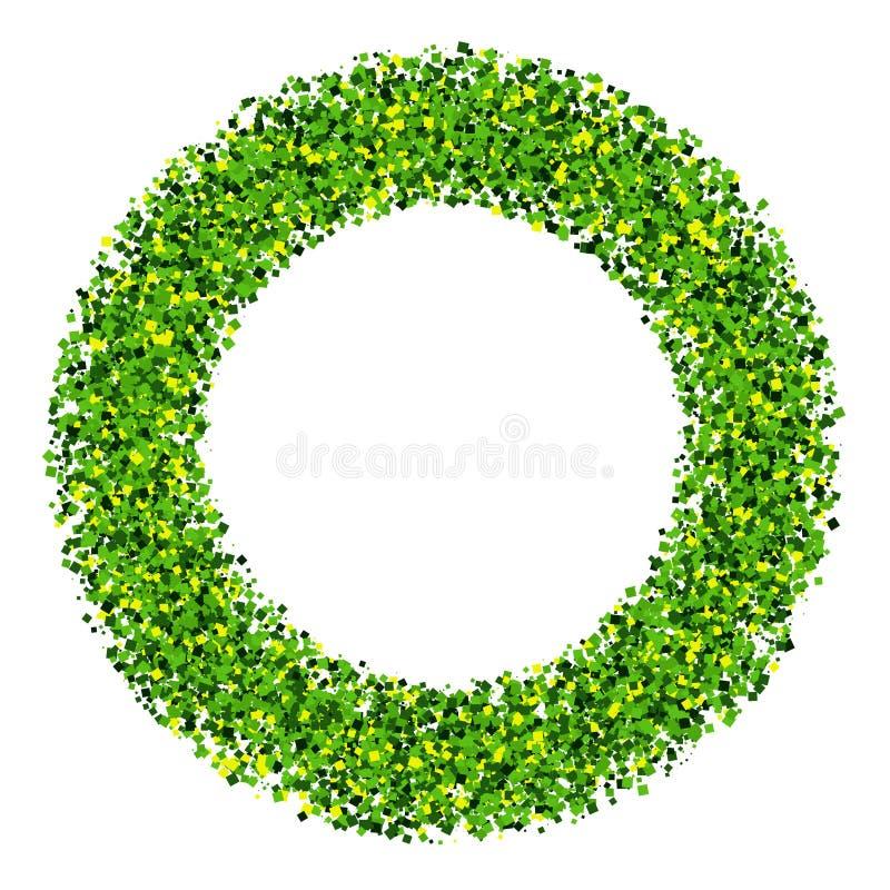 Simbolo di giorno del ` s di St Patrick illustrazione di stock