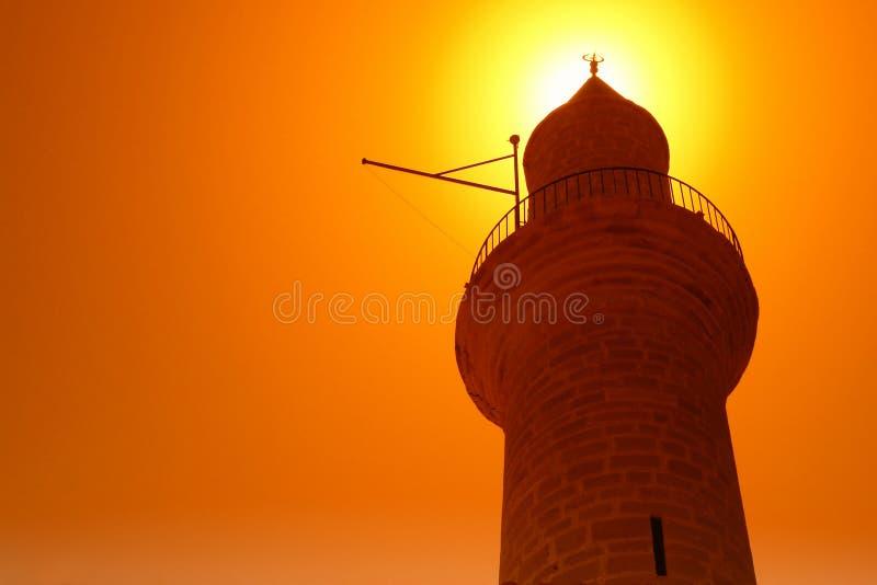 Simbolo di islam fotografie stock libere da diritti