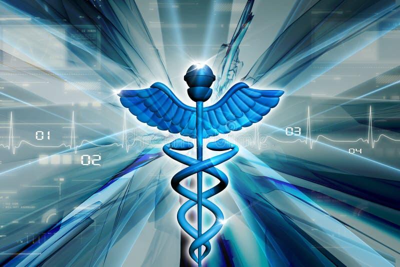 Simbolo di medicina royalty illustrazione gratis