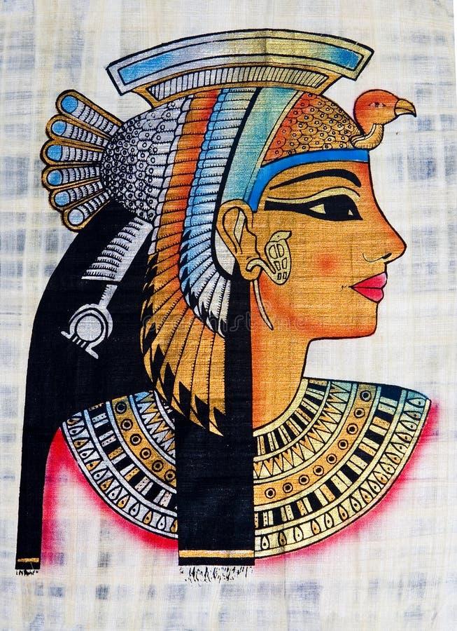 Simbolo di Pharaon immagine stock