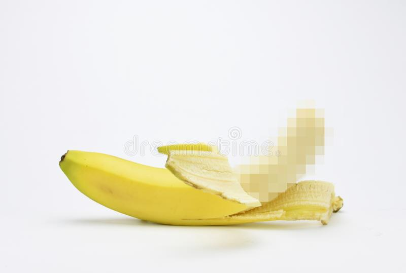 sesso gay con banana
