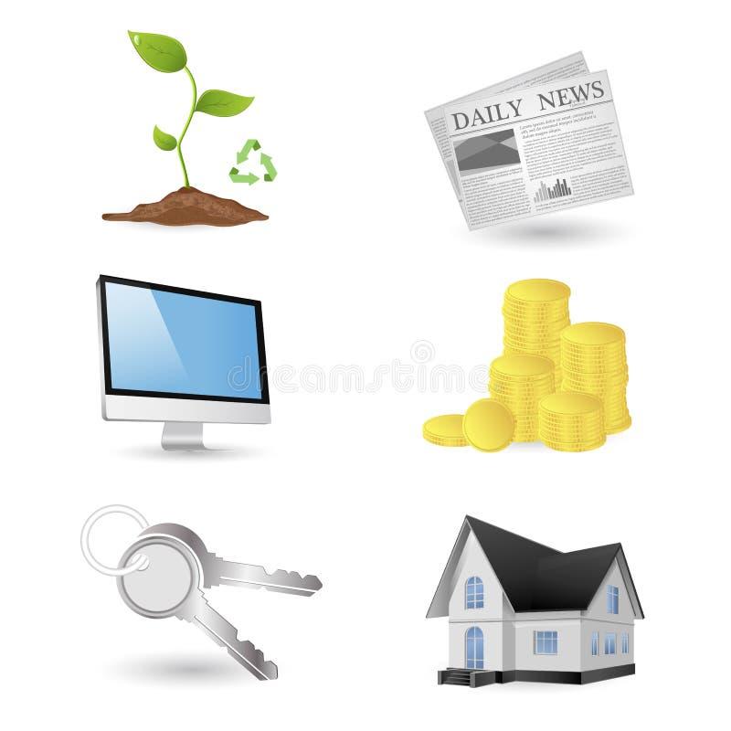 Simbolo finanziario di assicurazione di risparmio dei for Assicurazione domestica