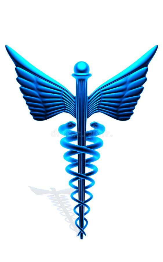 Simbolo medico illustrazione di stock