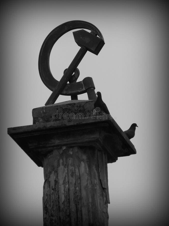 Download Simbolo Sovietico A Batumi, Georgia Immagine Stock - Immagine di mare, importante: 56884185
