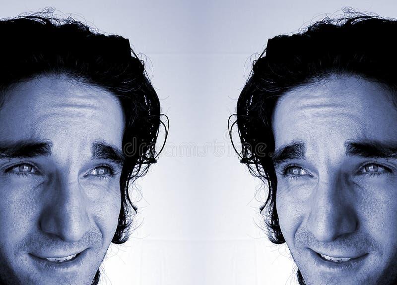 Simetría fotografía de archivo