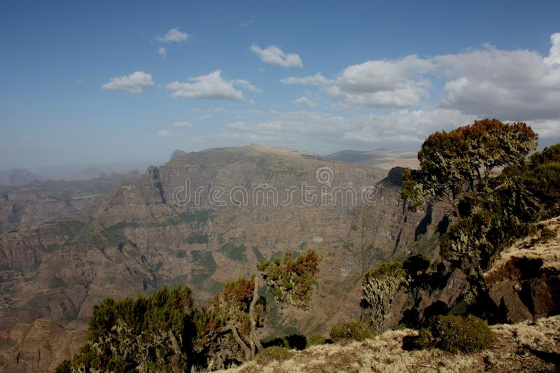 Download Simien mountains stock image. Image of hike, site, unesco - 23832439