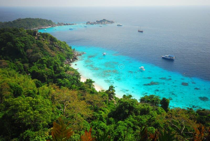 Download Similan Island stock image. Image of island, transparent - 25244459