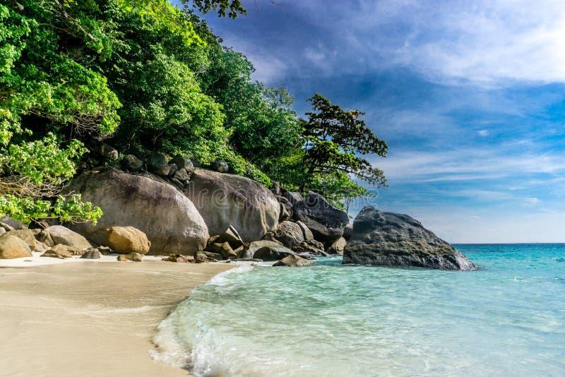 Similaneiland, Thailand royalty-vrije stock afbeeldingen