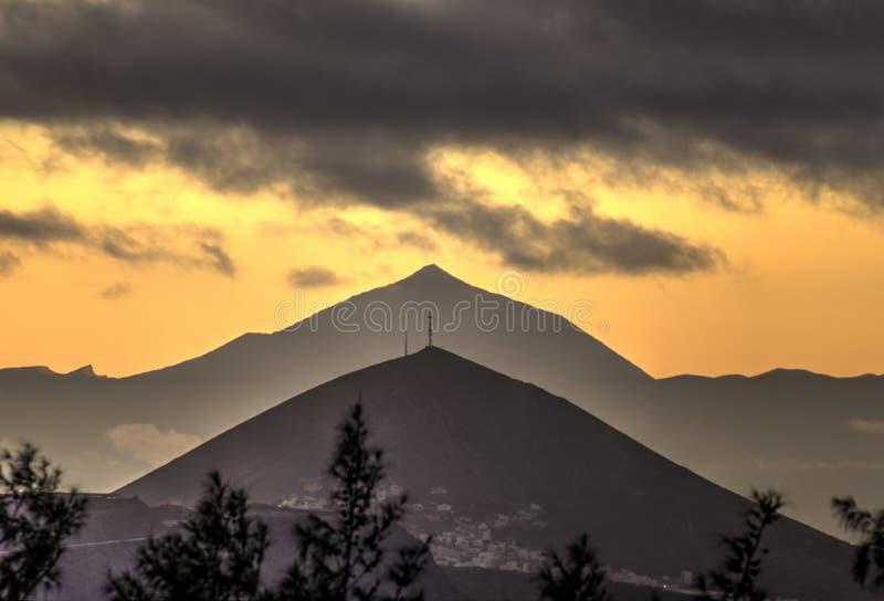 Similar mountains royalty free stock photos