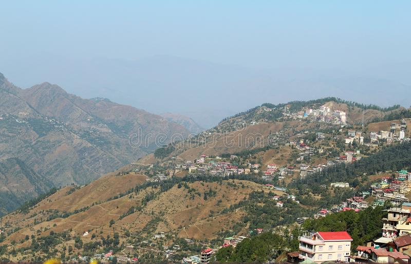 Simla de voyage de HD photos stock